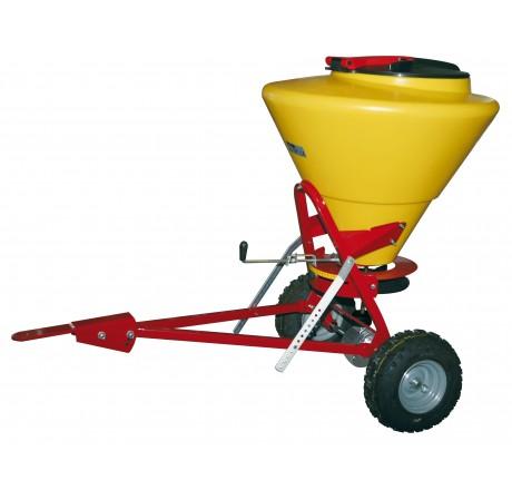 Posypový vozík SW 130 pre veľké plochy