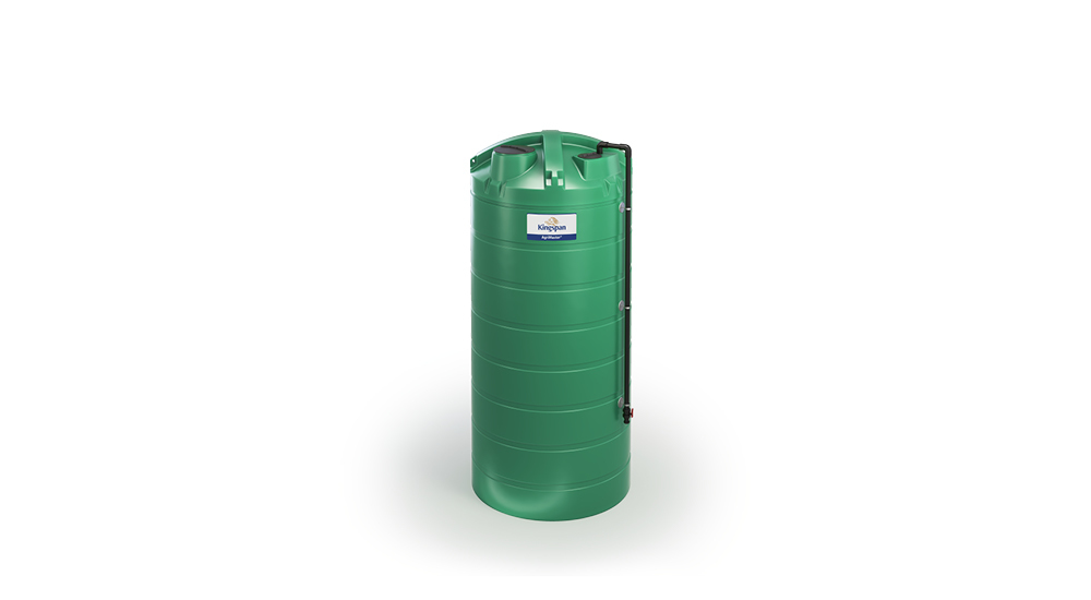 Agrimaster - dvojplášťová nádrž na DAM 22000 litrov