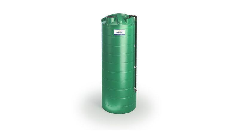Agrimaster - dvojplášťová nádrž na DAM 25000 litrov
