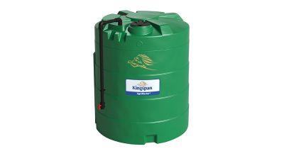 Agrimaster - dvojplášťová nádrž na DAM 9000 litrov + mechanický ukazovateľ hladiny