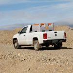 Mobilná nádrž na naftu DT-MOBIL 980 litrov, 230V
