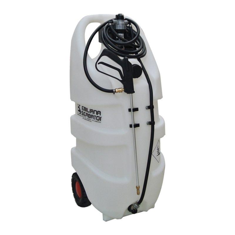 Postrekovač aj na dezinfekciu 55 litrov - el.čerpadlo 12V