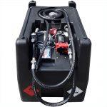 Mobilná nádrž na naftu 220 litrov, 230V bez veka