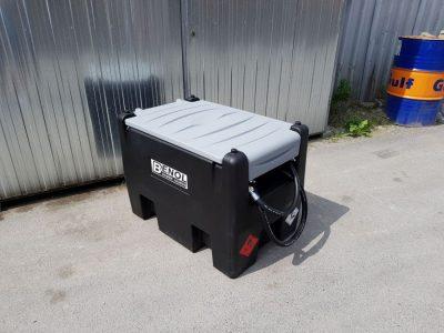 Mobilná nádrž na naftu 220 litrov, 12V