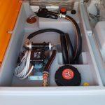 Mobilná nádrž na naftu DT-MOBIL 980 litrov, 12V/24V KOMBI