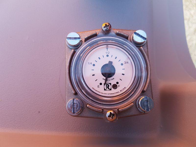 Hladinomer k nádrži DT 600