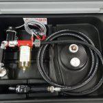 Mobilná nádrž na naftu 440 litrov, 230V