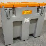 Mobilná nádrž na naftu DT-MOBIL 600 litrov, 24V