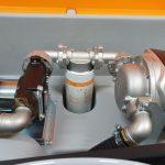 Mobilná nádrž na naftu DT-MOBIL 980 litrov, 12V MAX 85l/min PREMIUM / NAVÍJAČ