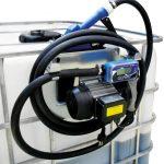 IBC nádrž na AdBlue 1000 litrov+ výdajná zostava X-BLUE MANUAL