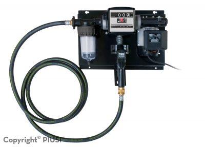 Výdajná zostava na naftu PANTHER 56 s filtrom s vodným separátorom SKLO