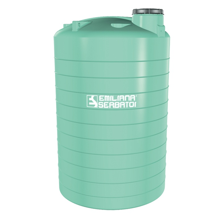 Polyetylénová nádrž na vodu 5000 litrov -stojatá