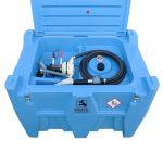 Mobilná nádrž na AdBlue 330 litrov, 230V