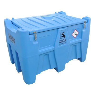 Mobilná nádrž na AdBlue 440 litrov, 230V