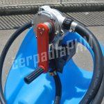 Mobilná nádrž na AdBlue 55 litrov– ručné rotačné čerpadlo