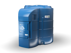 Dvojplášťová nádrž na AdBlue - BlueMaster 9000 litrov