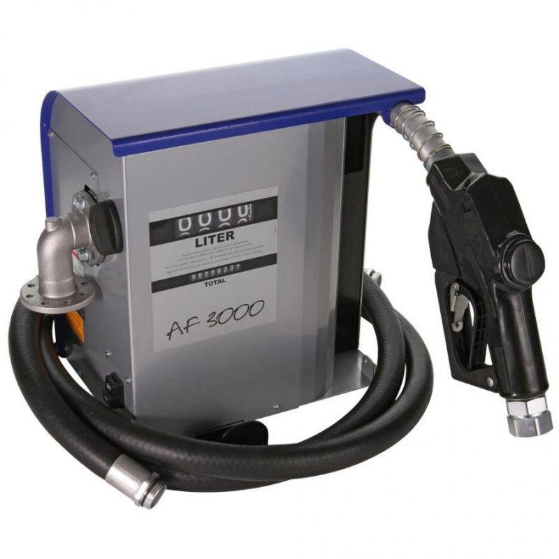 Výdajná zostava na naftu AF3000 70l/min - 230V