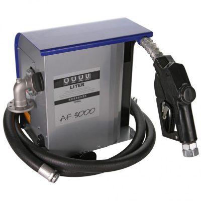 Výdajná zostava na naftu AF3000 100l/min - 230V