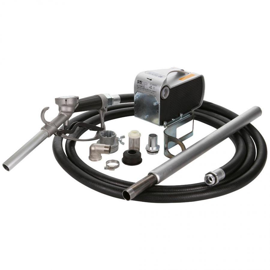 Čerpacia zostava sudová DRUM TECH 40 l/min-24V bez merača