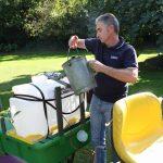 Postrekovač aj na dezinfekciu 60 litrov - el.čerpadlo 12V