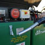 Dvojplášťová plastová nádrž na naftu 3300 litrov - G-TANK 12V