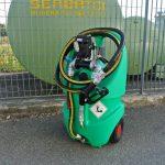 Mobilná nádrž 55 litrov – el.čerpadlo 12V ATEX