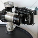 Čerpadlo na benzín PIUSI EX 50 - 230V ATEX + držiak na sud