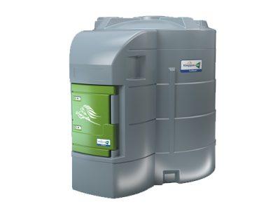 Dvojplášťová plastová nádrž na naftu FuelMaster® 9000 l TOP