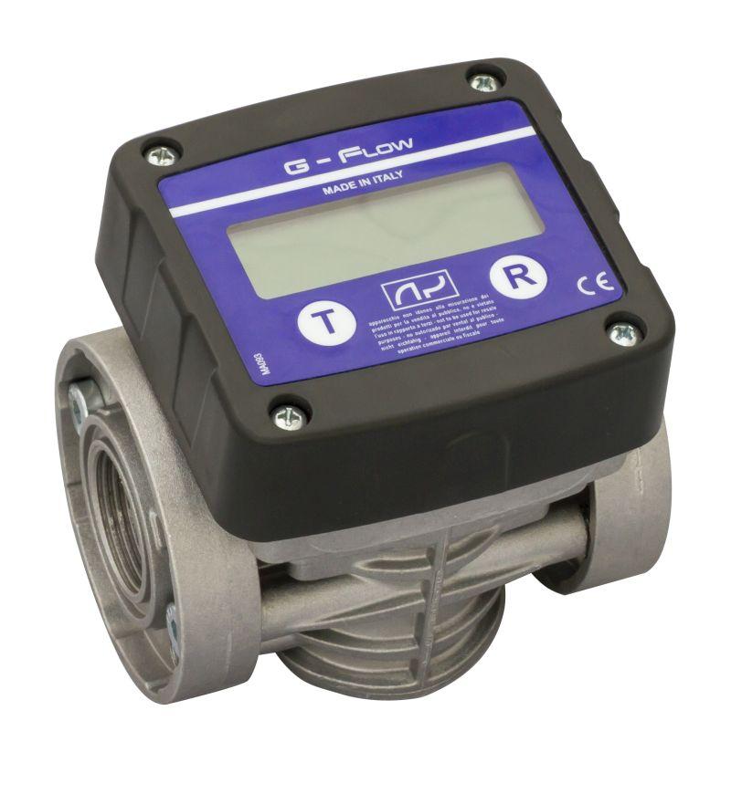 Digitálny prietokomer na naftu G-FLOW