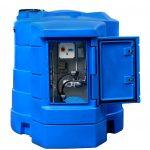 Dvojplášťová nádrž na AdBlue - BlueMaster 5000 litrov Terminál