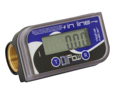 Digitálny prietokomer na naftu IN-LINE
