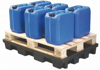 Skladovacia polyethylénová plošina 180 litrov