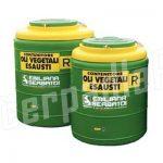 Dvojplášťová nádrž na použité rastlinné oleje - 500l