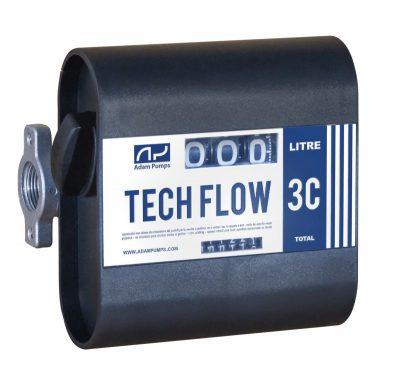 Analógový prietokomer na naftu TECH FLOW 3