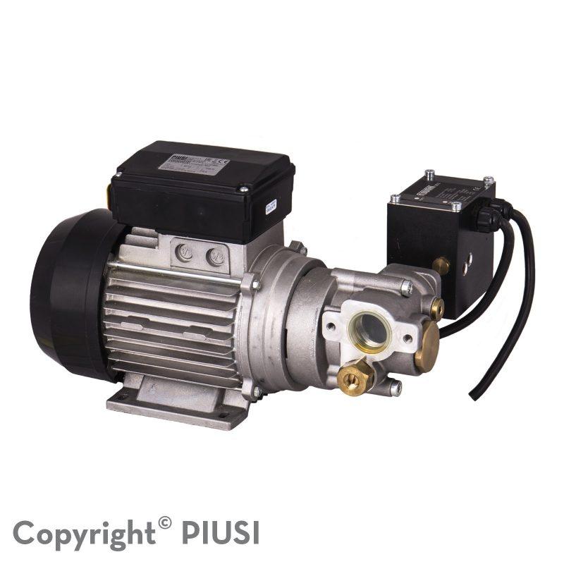 Čerpadlo na olej zubové VISCO-FLOWMAT 200/2M s tlakovým spínačom, 230V