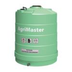 "Agrimaster - jednoplášťová nádrž na DAM 15000 litrov, 3"" spodné výpustné hrdlo"