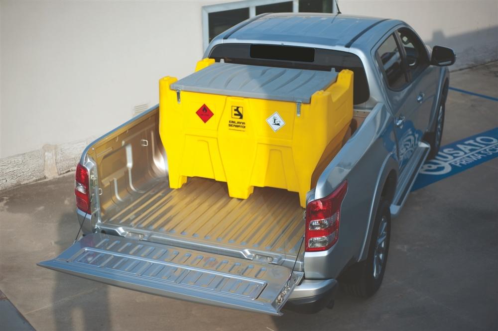 Kombinovaná nádrž na naftu a AdBlue 400/50 L, 12V PICK-UP