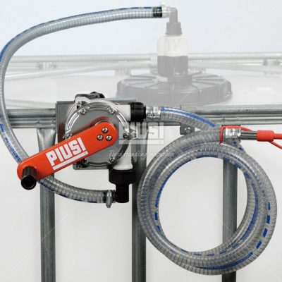 Ručné čerpadlo na AdBlue pre IBC kontajner