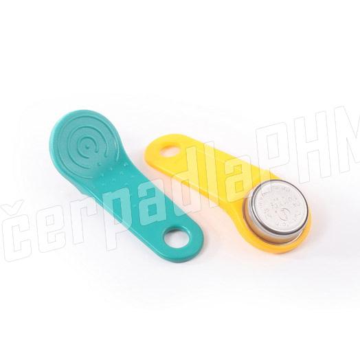 Užívateľský čipový kľúč PIUSI
