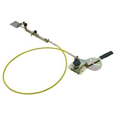 Diaľkové ovládanie pre SA 130, dĺžka bowdenového kábla: 2,0 m, hmotnosť: 3,0 kg