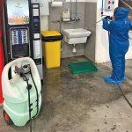 Postrekovač aj na dezinfekciu 110 litrov - el.čerpadlo 12V