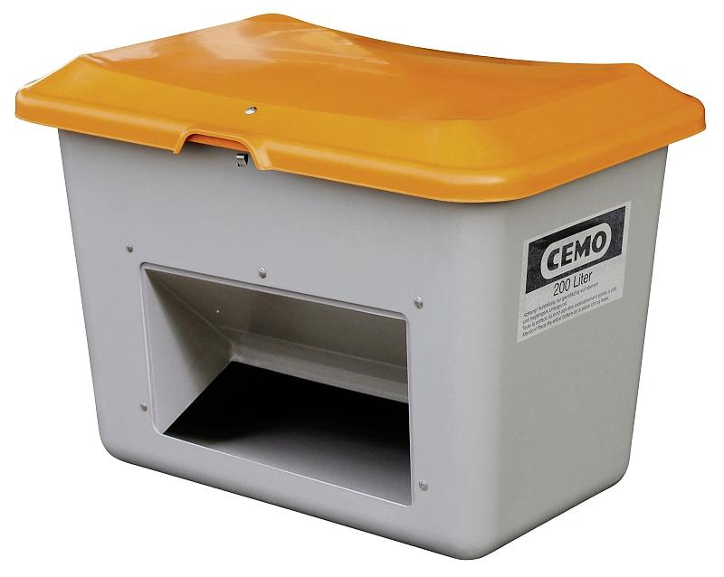 Nádoba na posypový materiál GRP Plus3 - 400 litrov