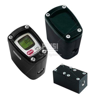Digitálny prietokomer na olej K200