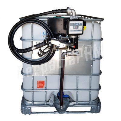 Nádrž IBC UN EX 1000 litr.+ výdajná zostava PIUSI ST EX50 / 230V