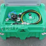 Mobilná nádrž na benzín 440L - el.čerpadlo 230V ATEX
