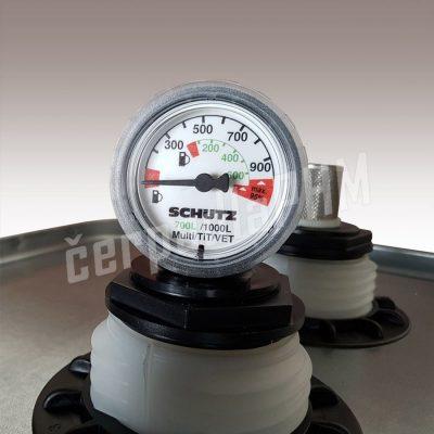 Zostava 2ks nádrží 1000 litrov+výd.zostava HI TECH 60l/min -230V