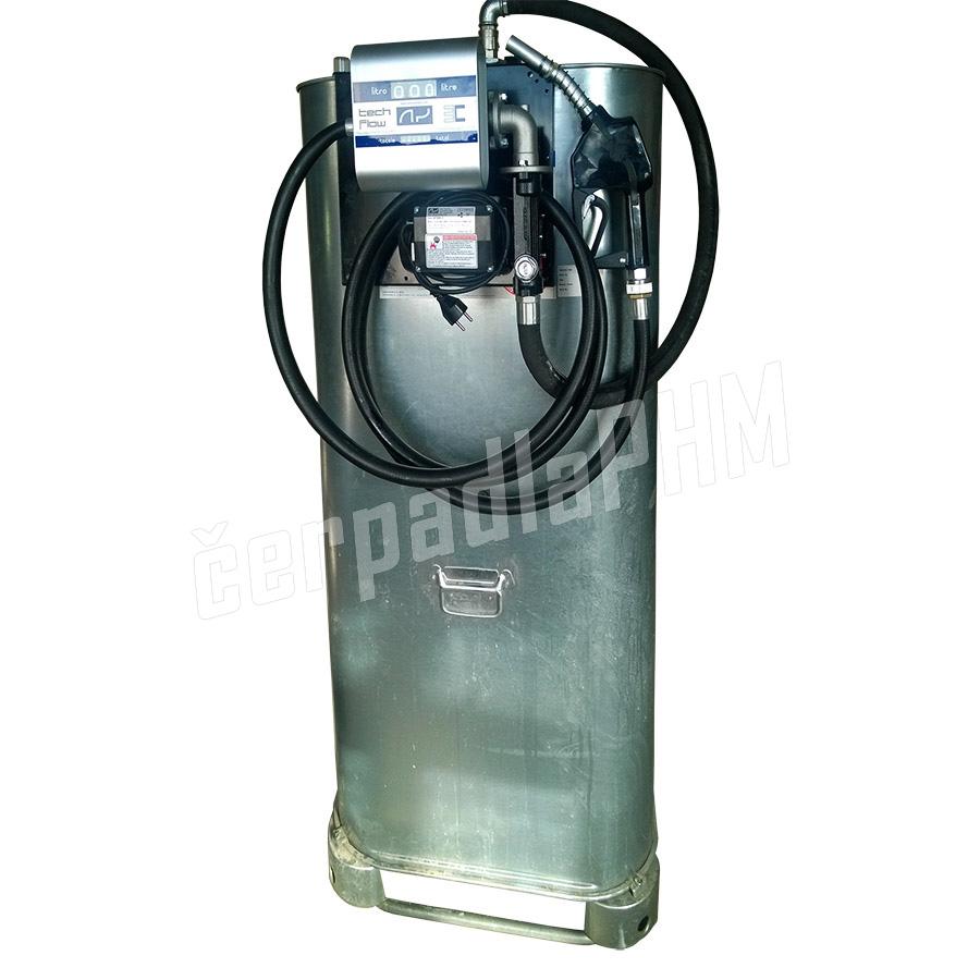 Dvojplášťová nádrž 1000 litrov + výd. zost. WALL TECH 100l/min - 230V