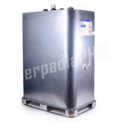 Dvojplášťová nádrž na naftu a olej 1000 litrov