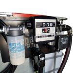 Výdajná zostava na naftu PANTHER 56 s filtrom s vodným separátorom