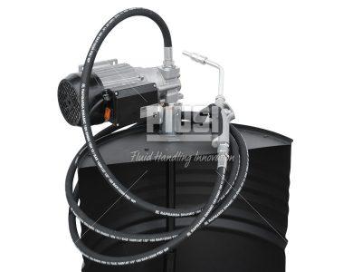 Sudová zostava na oleje PIUSI DRUM Viscomat 200/2 -230V, zubové čerpadlo bez merača